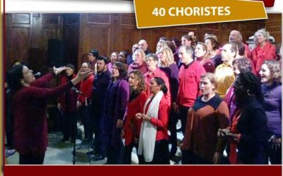 Concert de chorale
