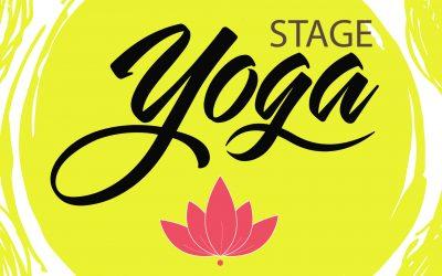 Stage de Yoga : Samedi 7 Avril 2018 de 14h à 17h