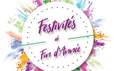 FESTIVITÉS DE FIN D'ANNÉE : Théâtre, Danse, Arts et Sports