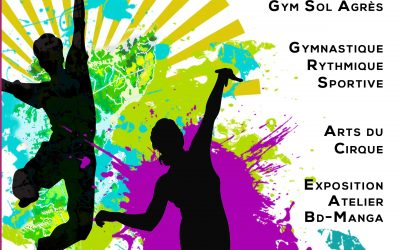 GALA ARTS et SPORTS : Samedi 23 juin à partir de 14h30