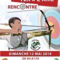 Rencontre Tir à l'Arc Dimanche 12 mai 2019 de 9h à 17h CCR St Georges d'Orques